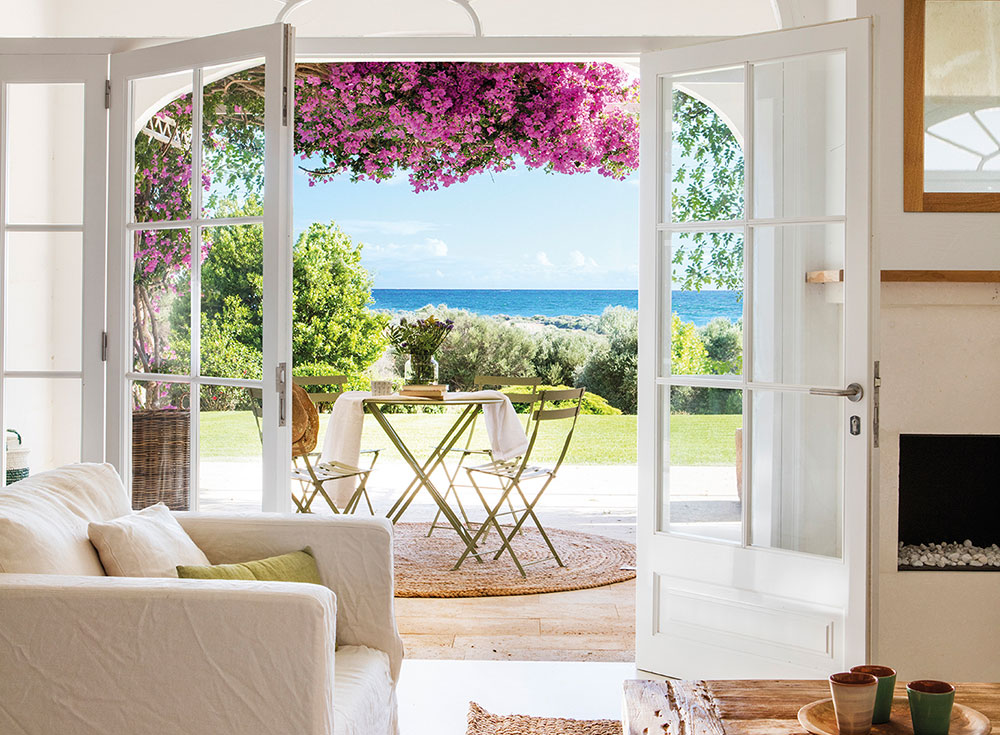 〚 Echoes of summer: sunny house by the sea in Mallorca 〛 ◾ Photos ◾Ideas◾ Design