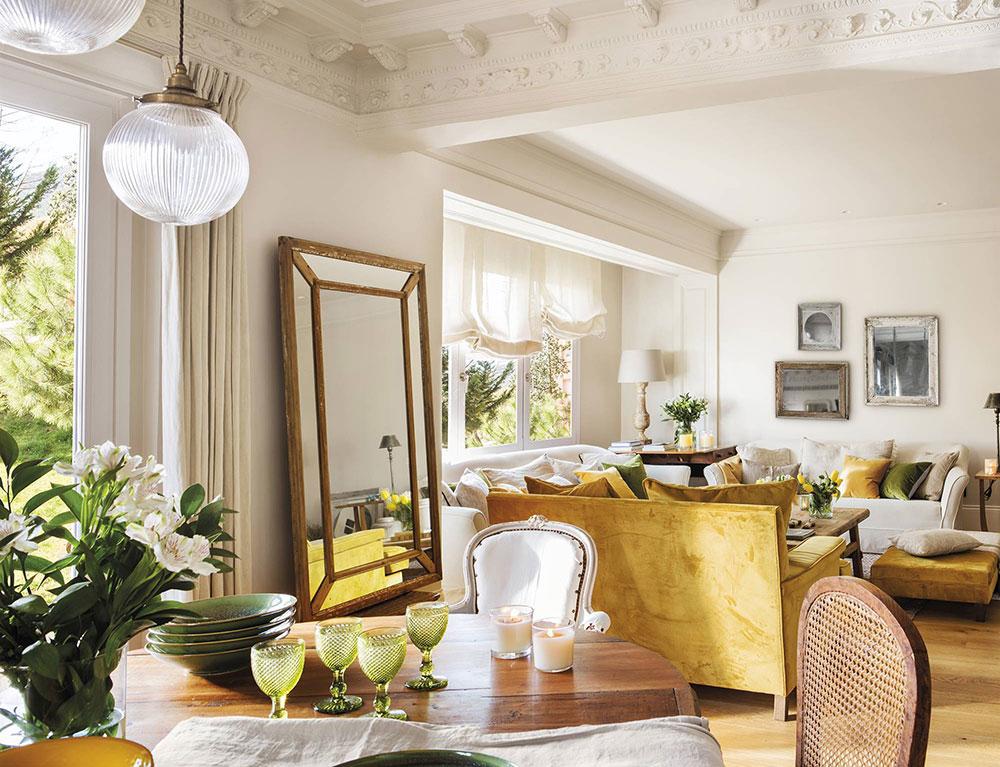 Изящный и уютный интерьер семейной квартиры в Сарагосе, Испания
