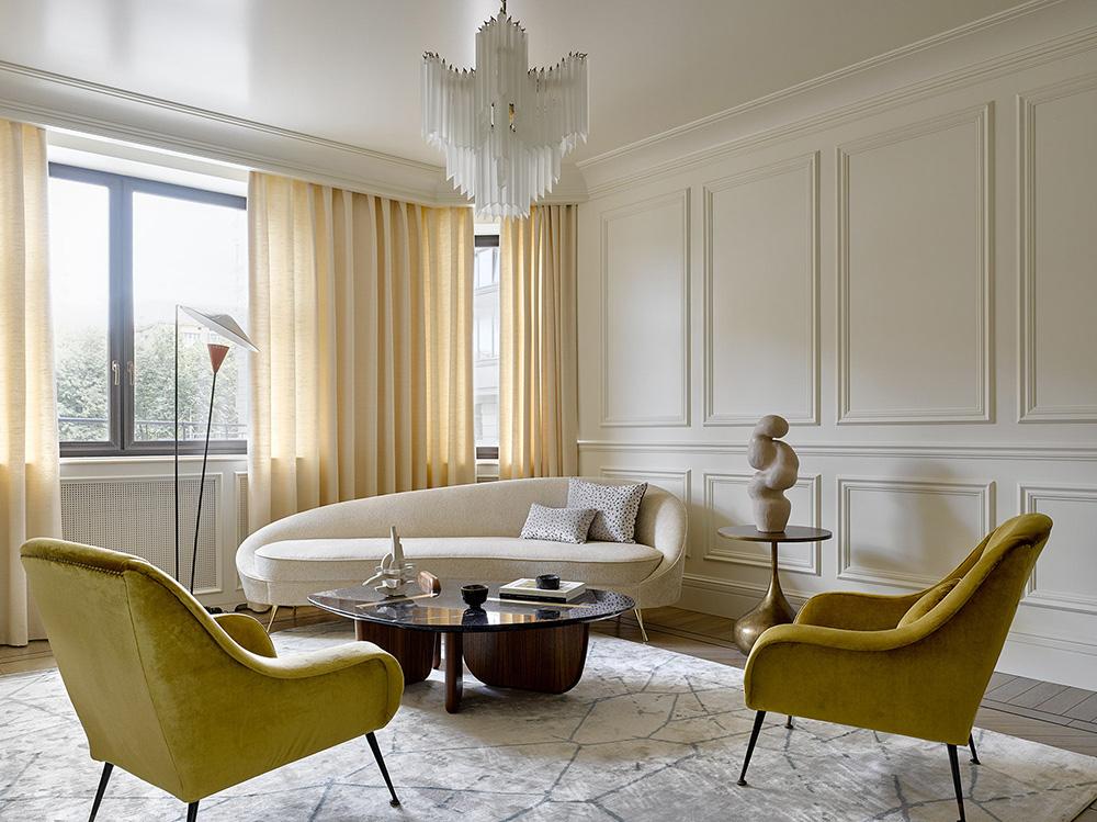 Как в лучших домах Парижа: новый проект Катерины Лашмановой в Москве