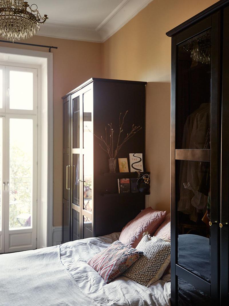 Атмосферная цветовая гамма в дизайне прекрасной скандинавской квартиры