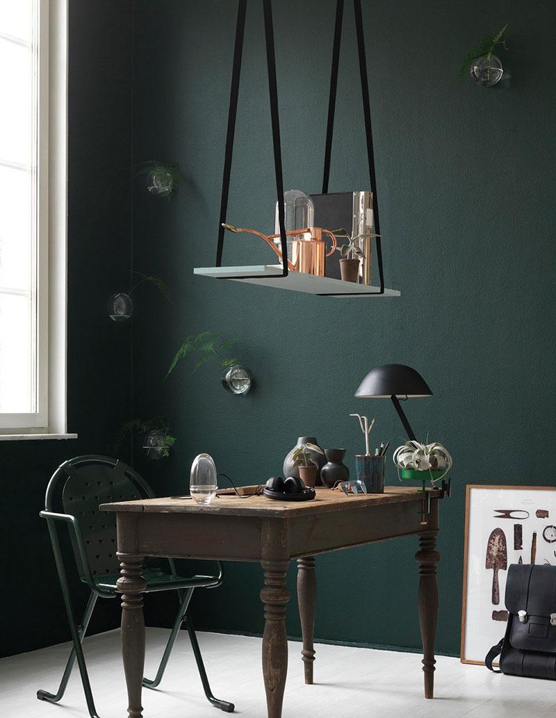 Новые красочные интерьеры от декоратора Dennis Valencia