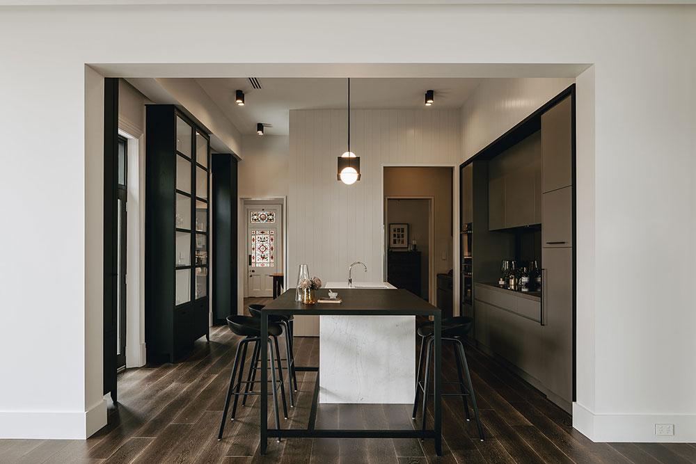 Великолепный современный дизайн Австралии от Williams Burton Leopardi