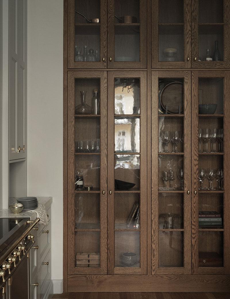 Изысканный дизайн современных апартаментов дизайнера в Стокгольме