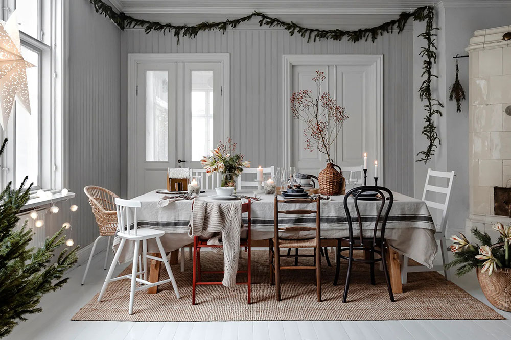 Christmas in country cottage by IKEA 〛 ◾ Photos ◾Ideas ...