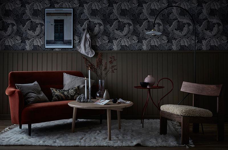 Цветотерапия: красивые новые работы декоратора Linda Ahman