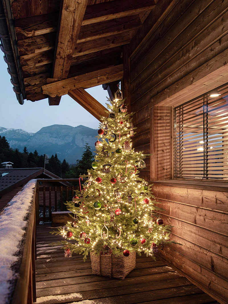 4 Рождества от Maisons du Monde