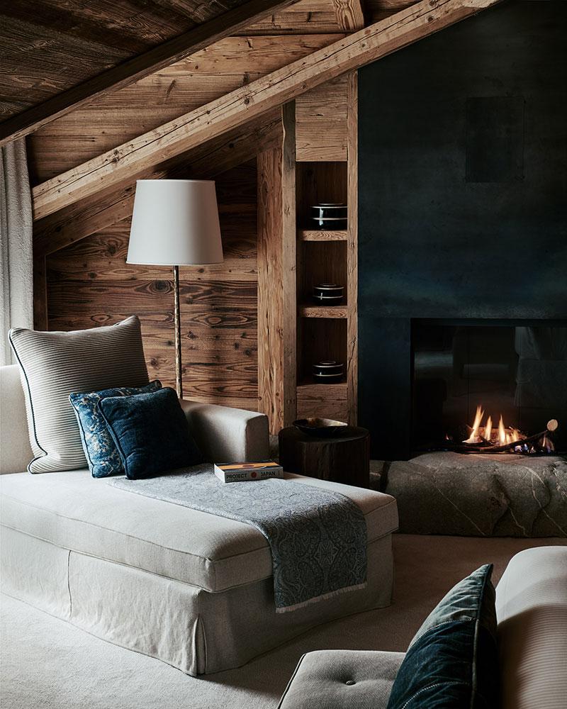 Alpina Gstaad — идеальный горный отель в Швейцарии