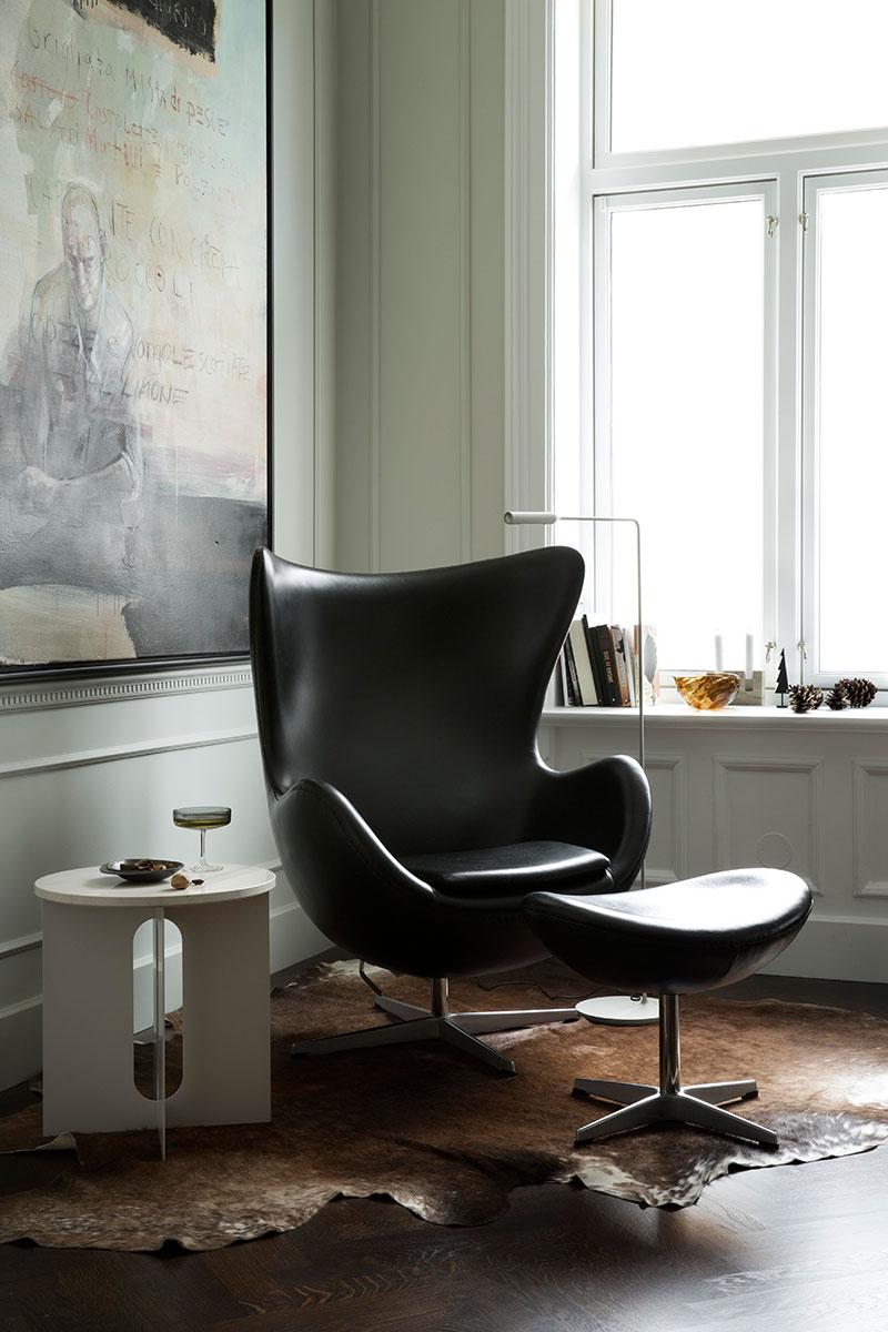 Стильная нарядная квартира в Осло