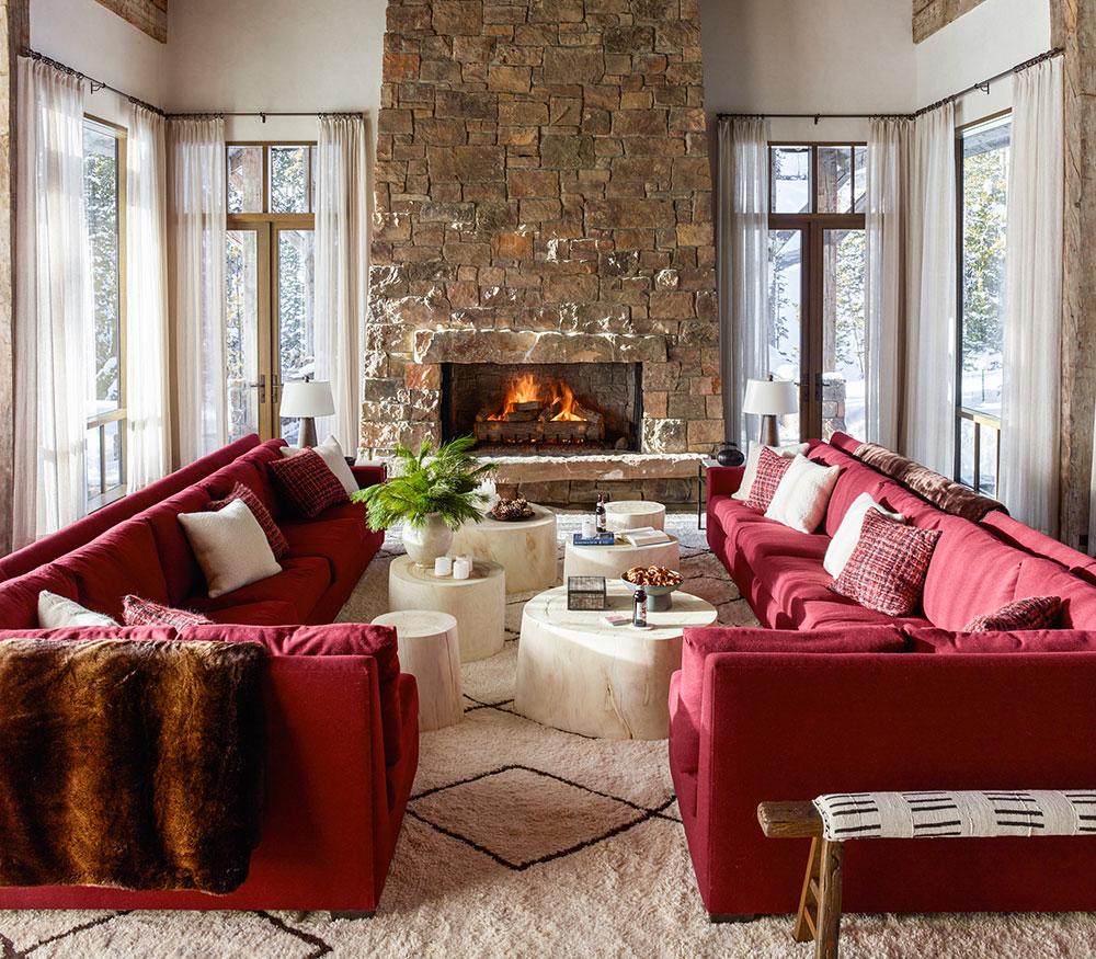Чудесное шале для идеальных семейных каникул в штате Монтана