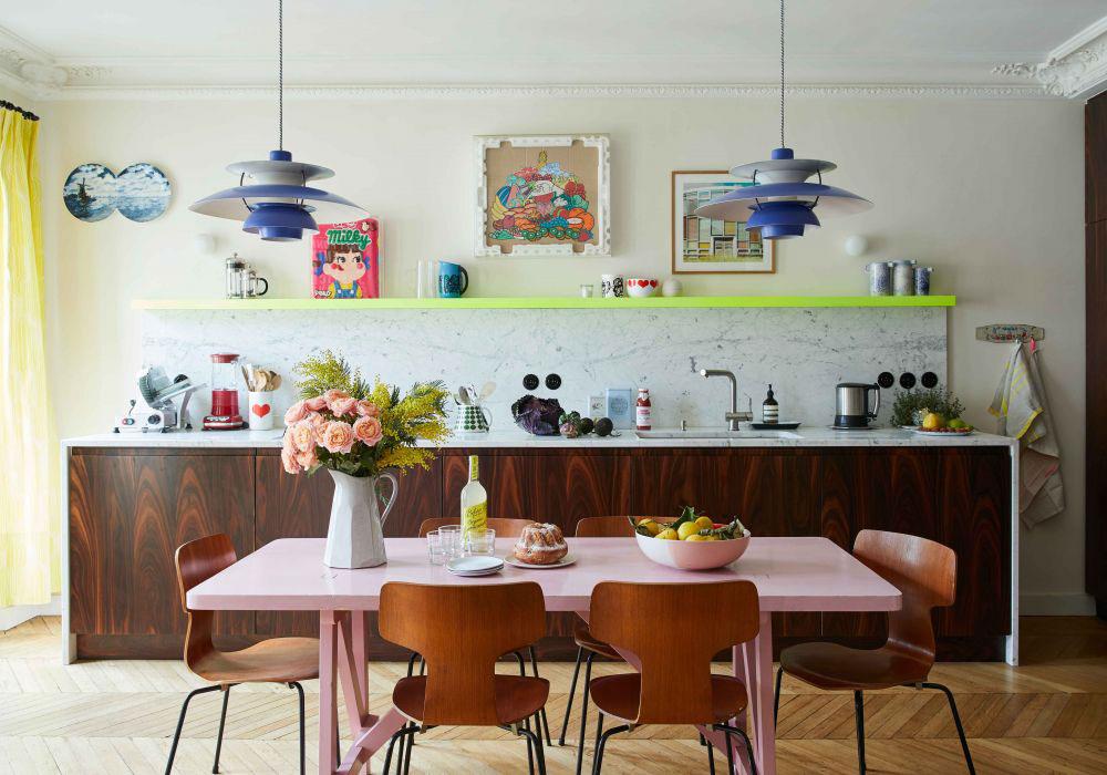 Замечательные французские интерьеры от Camille Hermand