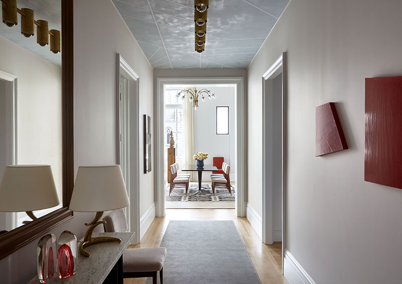 Светлые и изысканные апартаменты в Нью-Йорке
