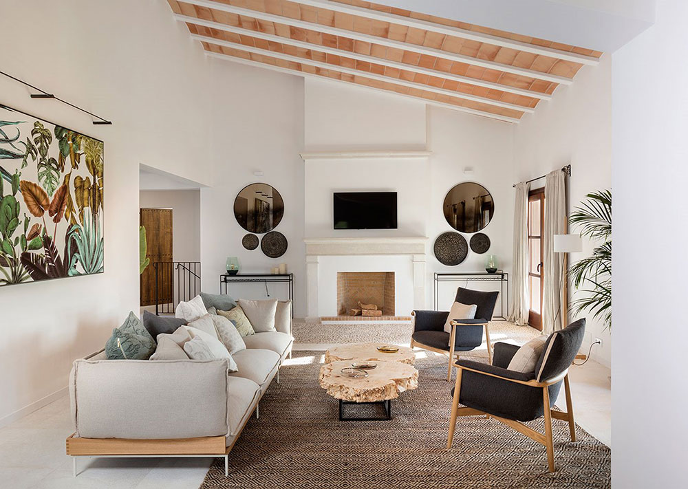 〚 Gorgeous Mediterranean home on the island of Mallorca 〛 ◾ Photos ◾Ideas◾ Design