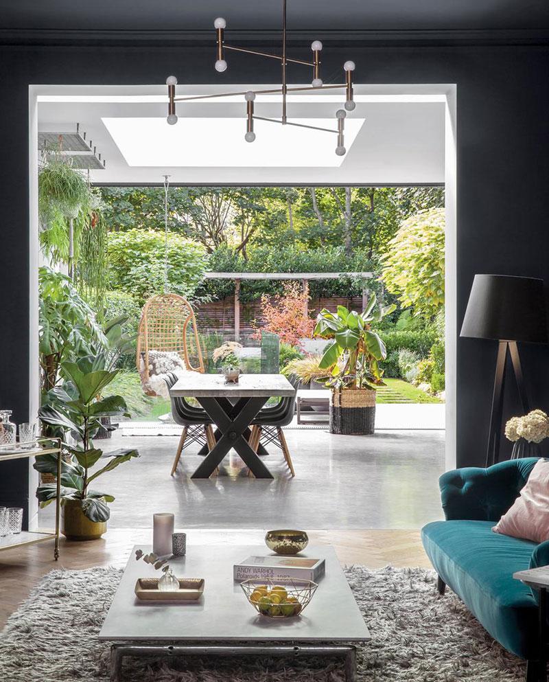 Светлый и открытый викторианский дом в Лондоне для семьи из Австралии