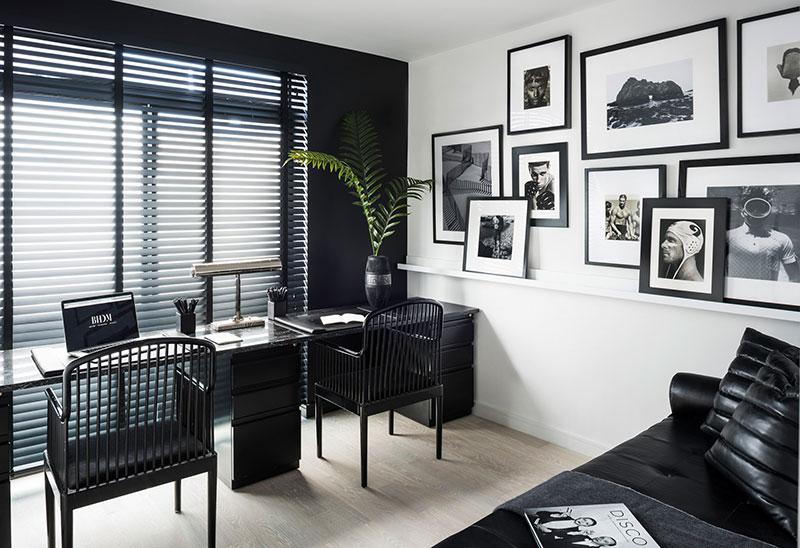 Брутальность и женственность: контрастный интерьер квартиры в Нью-Йорке