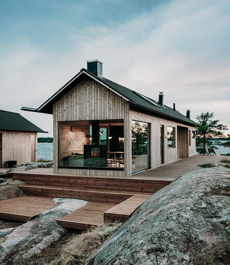 Финляндия дом купить мини отель в европе