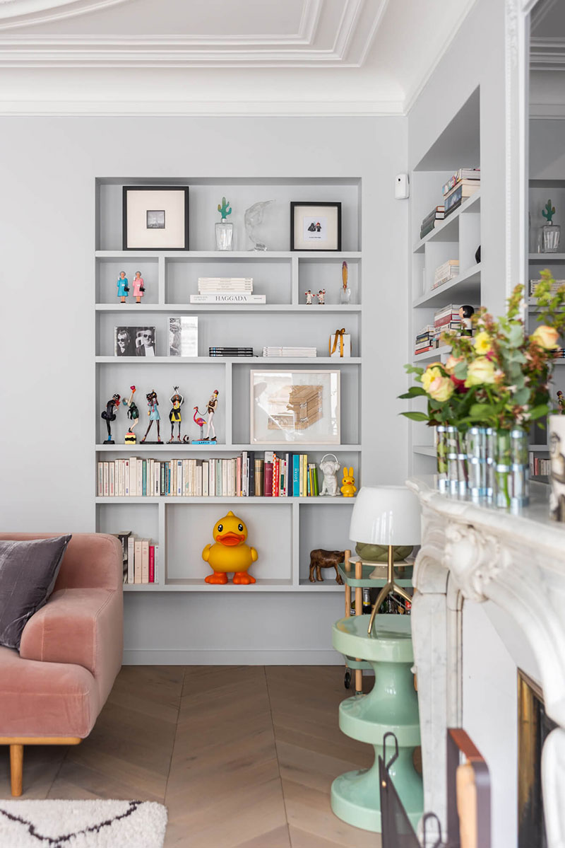 Bright Apartment Of Creative Studio L Apartement Founder In Paris Photos Ideas Design