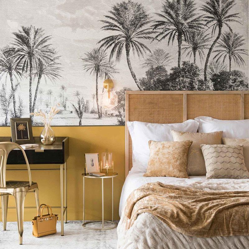 дизайны спальных комнат фото