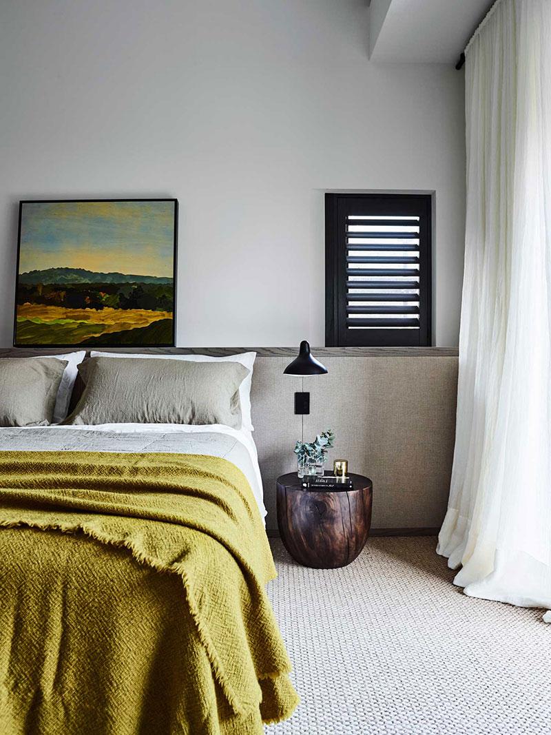 дизайн спальной комнаты 2017