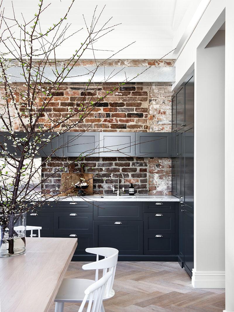 Прекрасный лофт в здании бывшего склада в Сиднее
