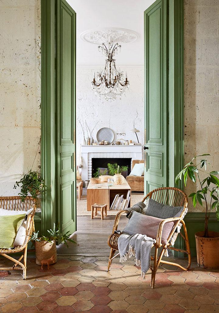 Прекрасные французские интерьеры от известного фотографа Francis Amiand