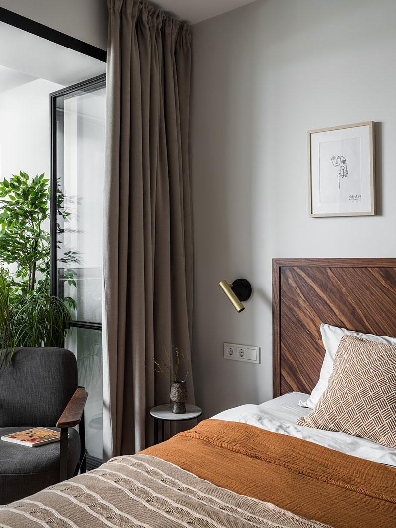 2 спальни и без гостиной: компактная квартира для семьи с детьми в Москве (45 кв. м)