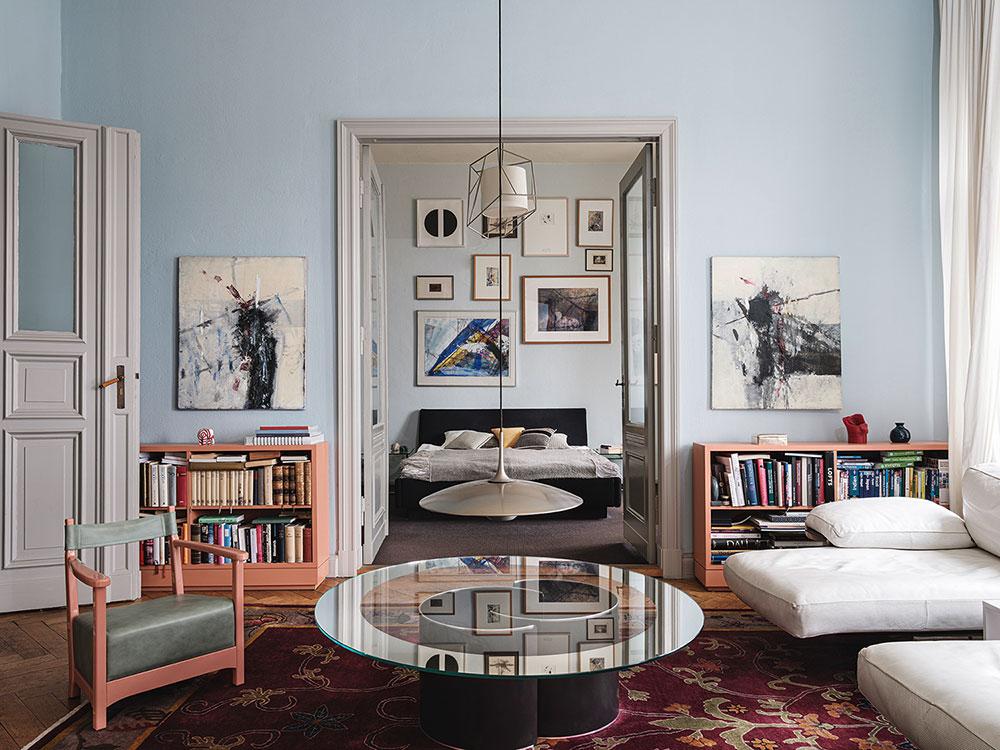 Designer S Apartment In Old House Near Berlin Wall Photos Ideas Design