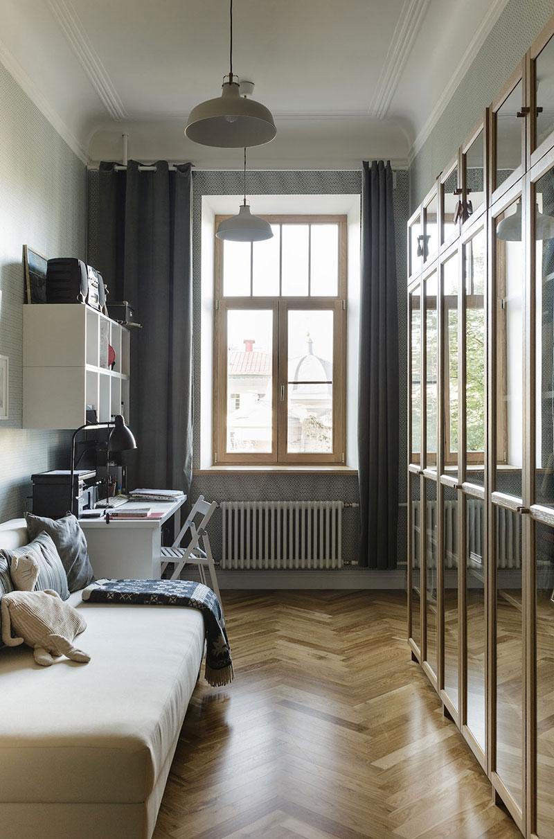 Прекрасная квартира в доме-памятнике архитектуры в центре Санкт-Петербурга