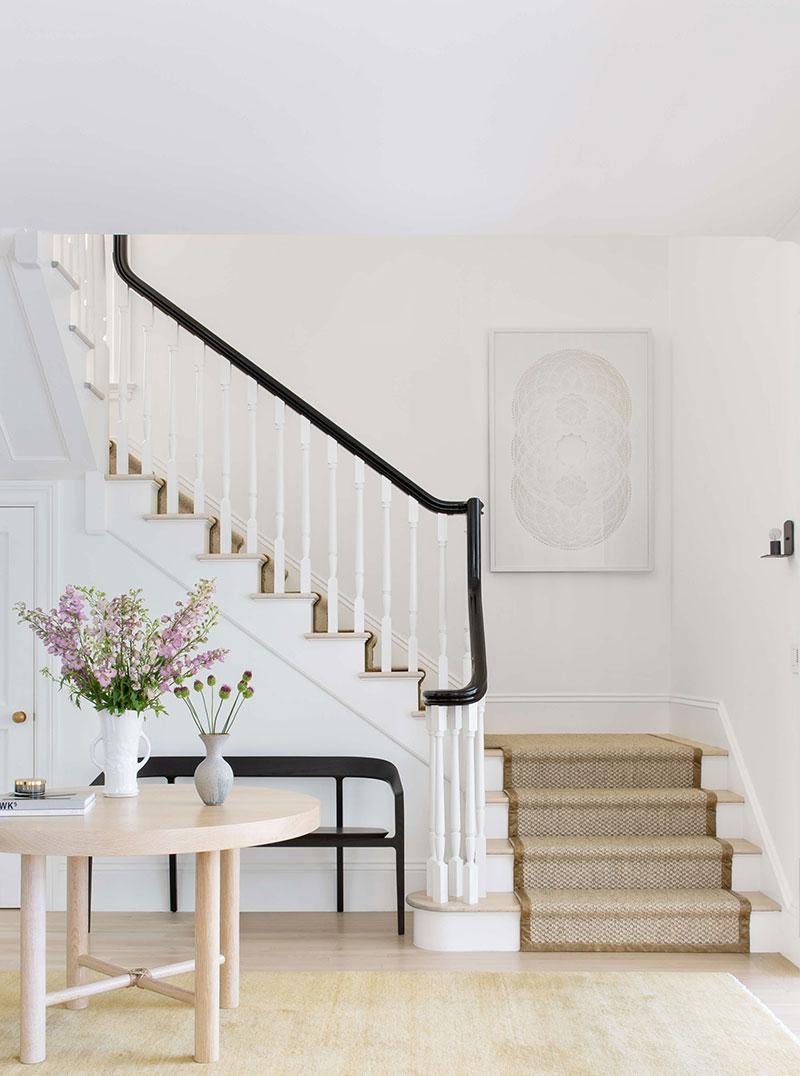 Изысканный и нежный интерьер современного дома в Сан-Франциско