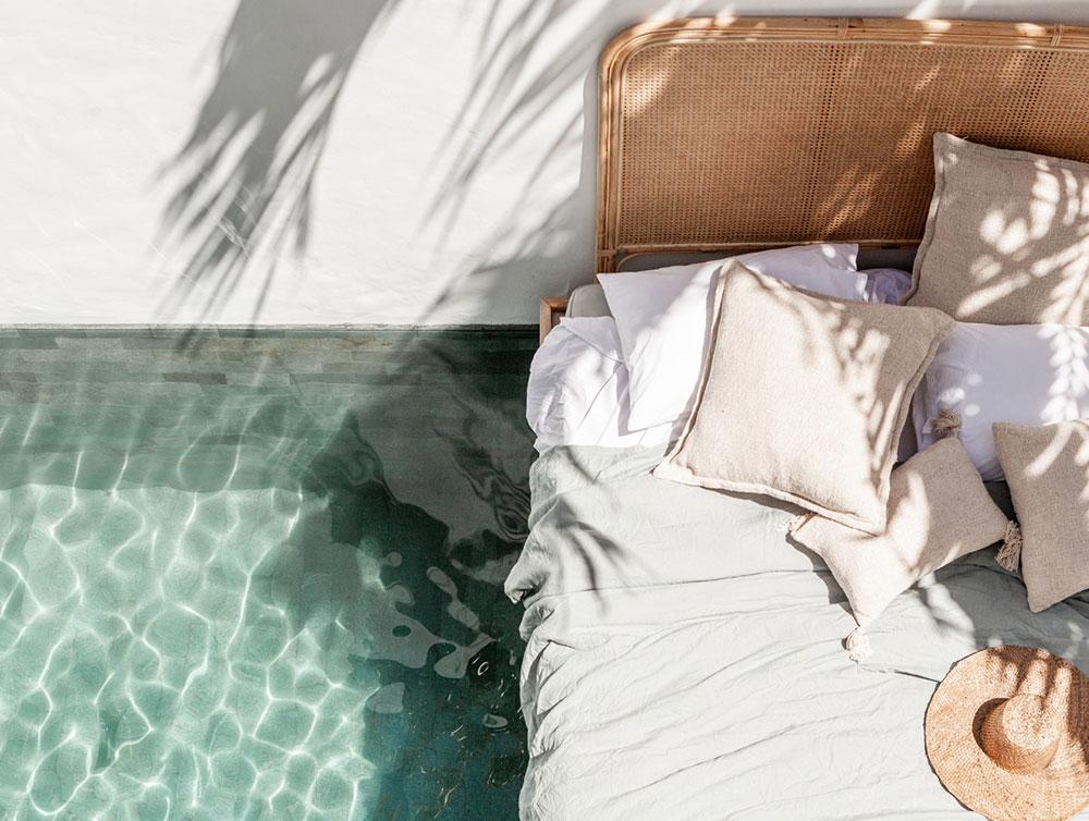 Маленький собственный оазис уюта и стиля на райском Бали