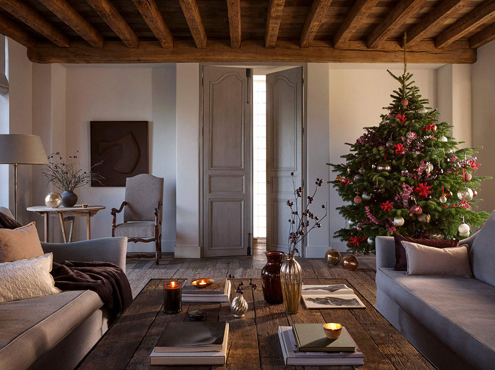Portrait of Christmas: beautiful Christmas collection by Zara Home
