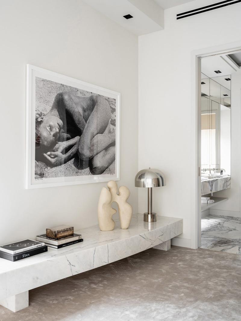 Яркая квартира дизайнера Ольги Мальевой в духе американских интерьеров (Москва, Россия)