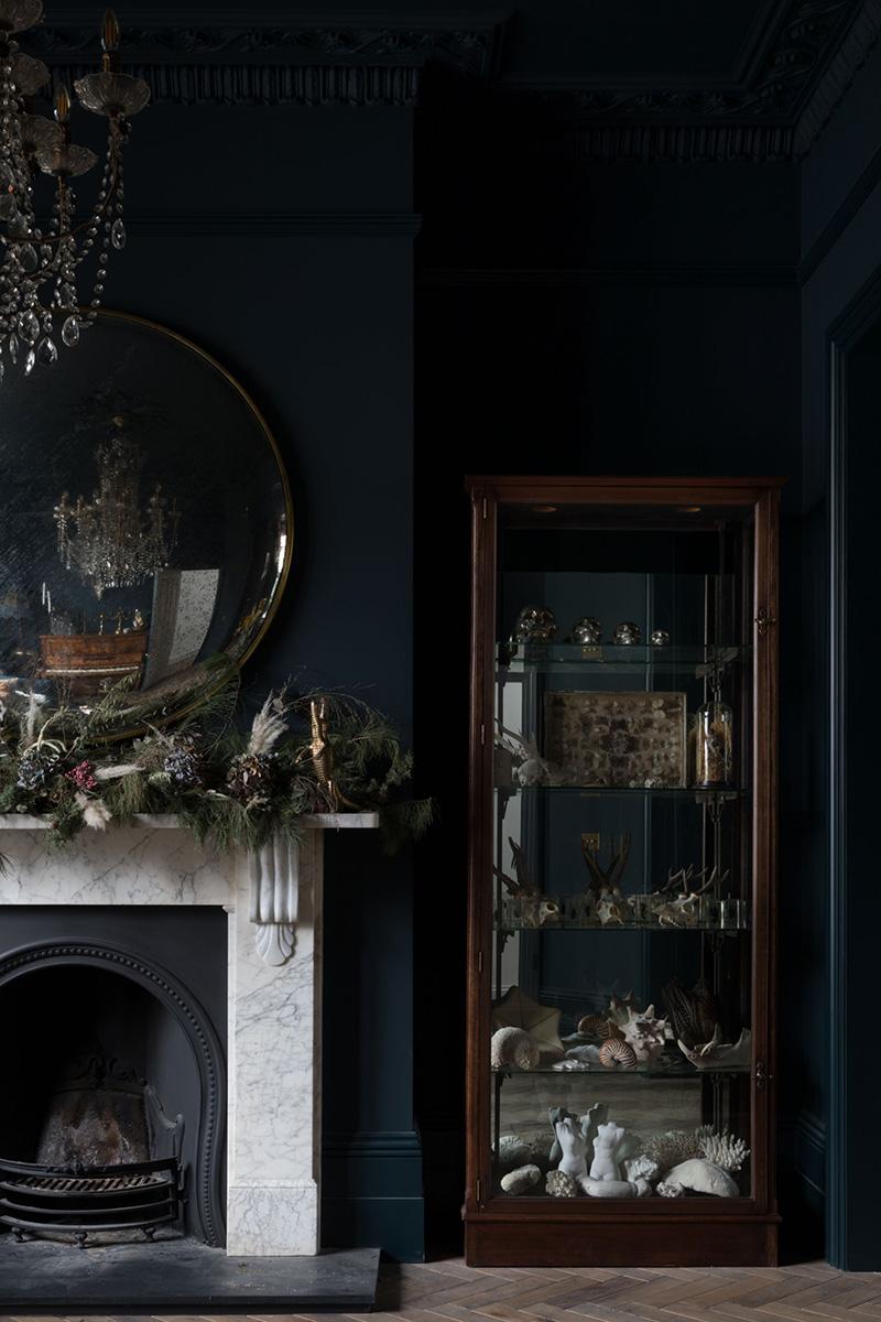 Эклектика и викторианское наследие в доме для большой семьи в Лондоне