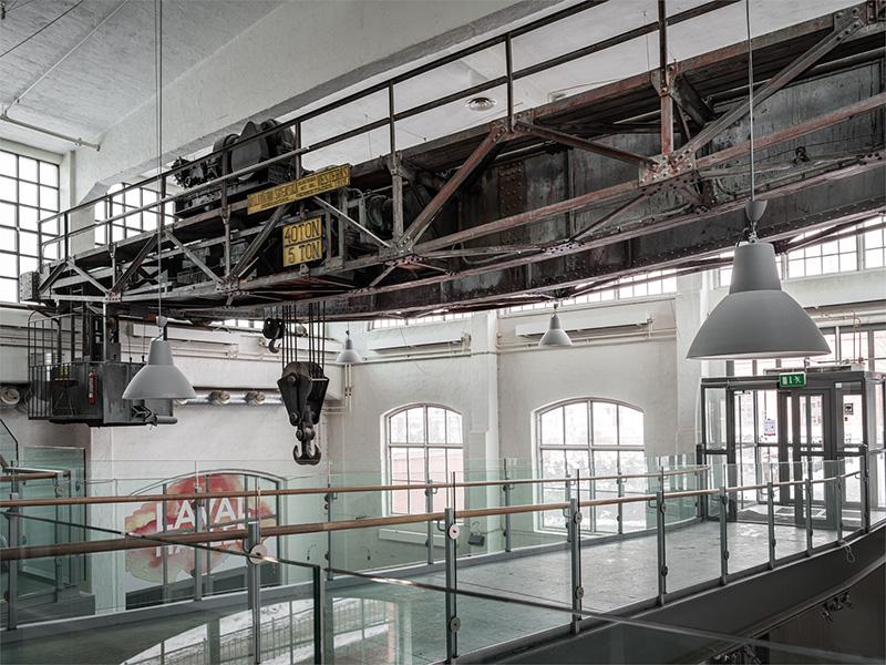 Чисто-скандинавский интерьер в бывшем заводском здании в Стокгольме (51 кв. м)