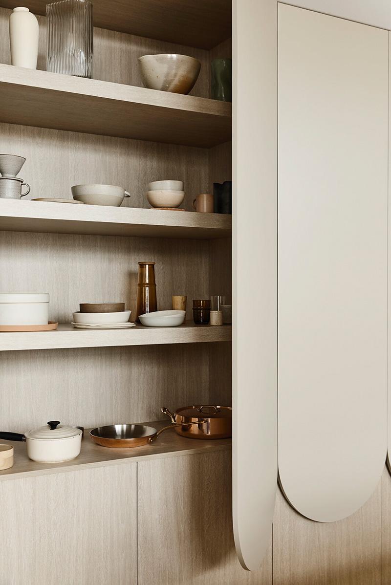 Современная кухня как искусство: проект австралийской студии Kennedy Nolan