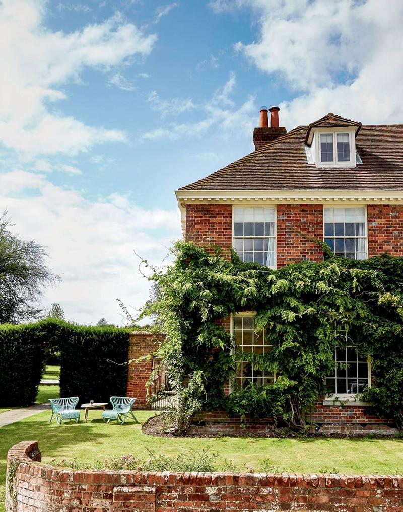 Очаровательный деревенский коттедж в графстве Беркшир в Англии