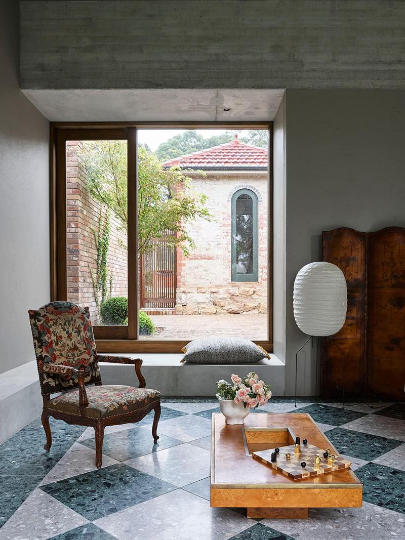 Великолепная плитка терраццо и отменный современный дизайн: новый проект студии Arent & Pyke