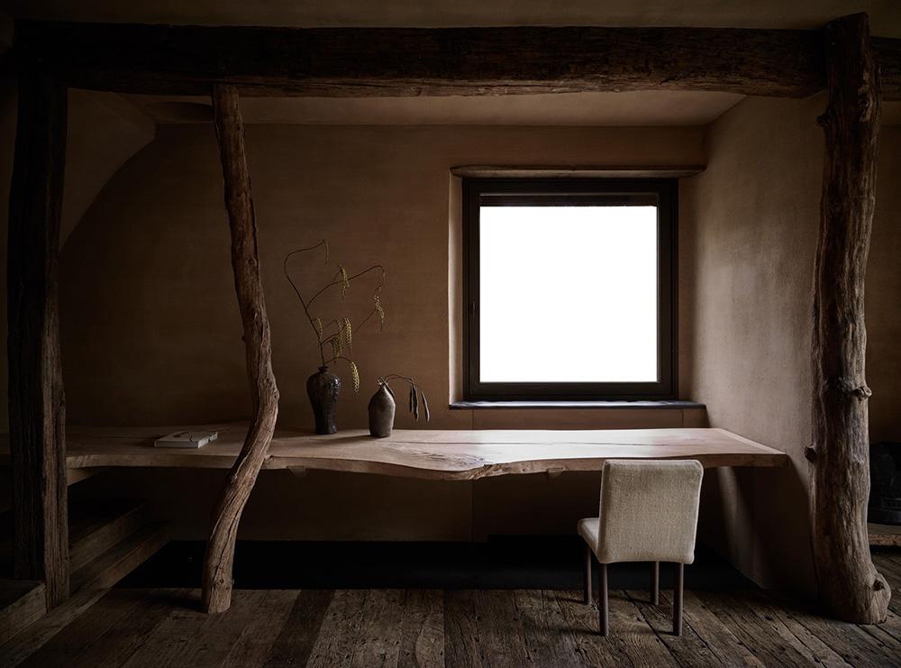 Замечательные интерьеры из портфолио бельгийского фотографа Jan Liegeois