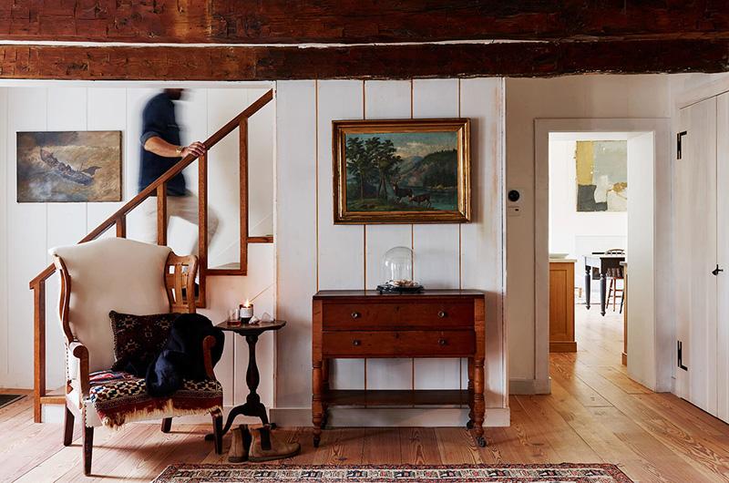 Живые и уютные интерьеры в портфолио фотографа David Prince