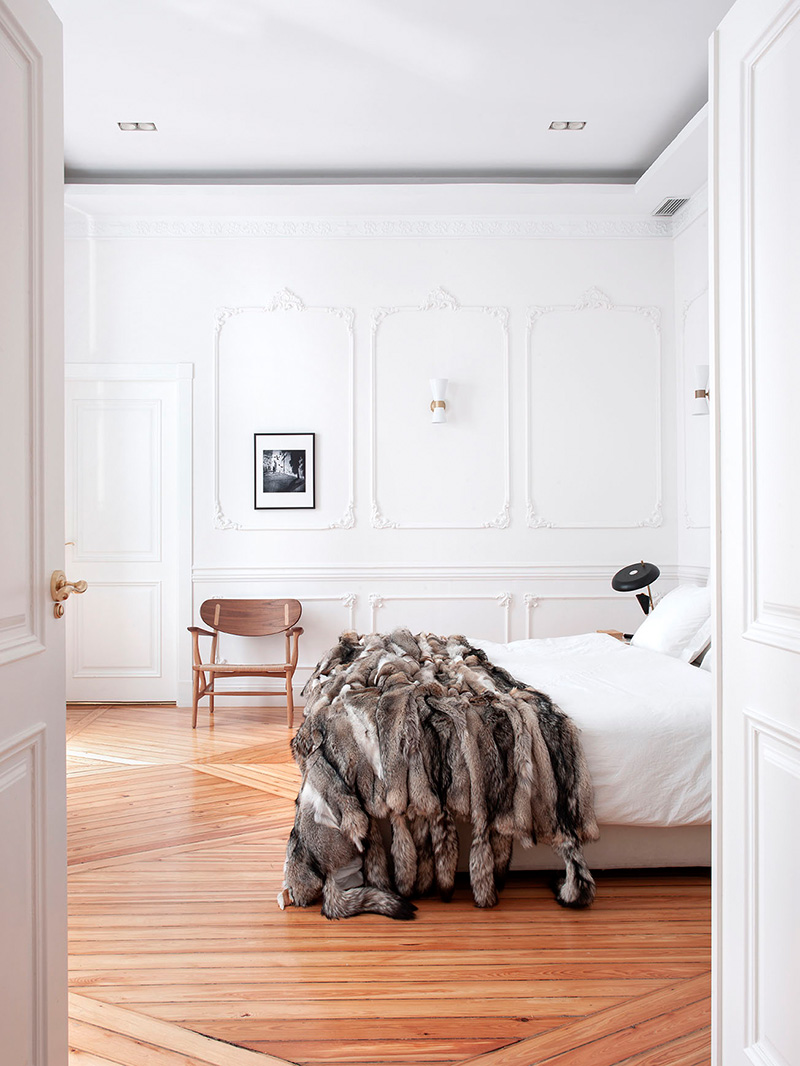 Сложно поверить, что эти великолепные апартаменты в Мадриде раньше были офисом