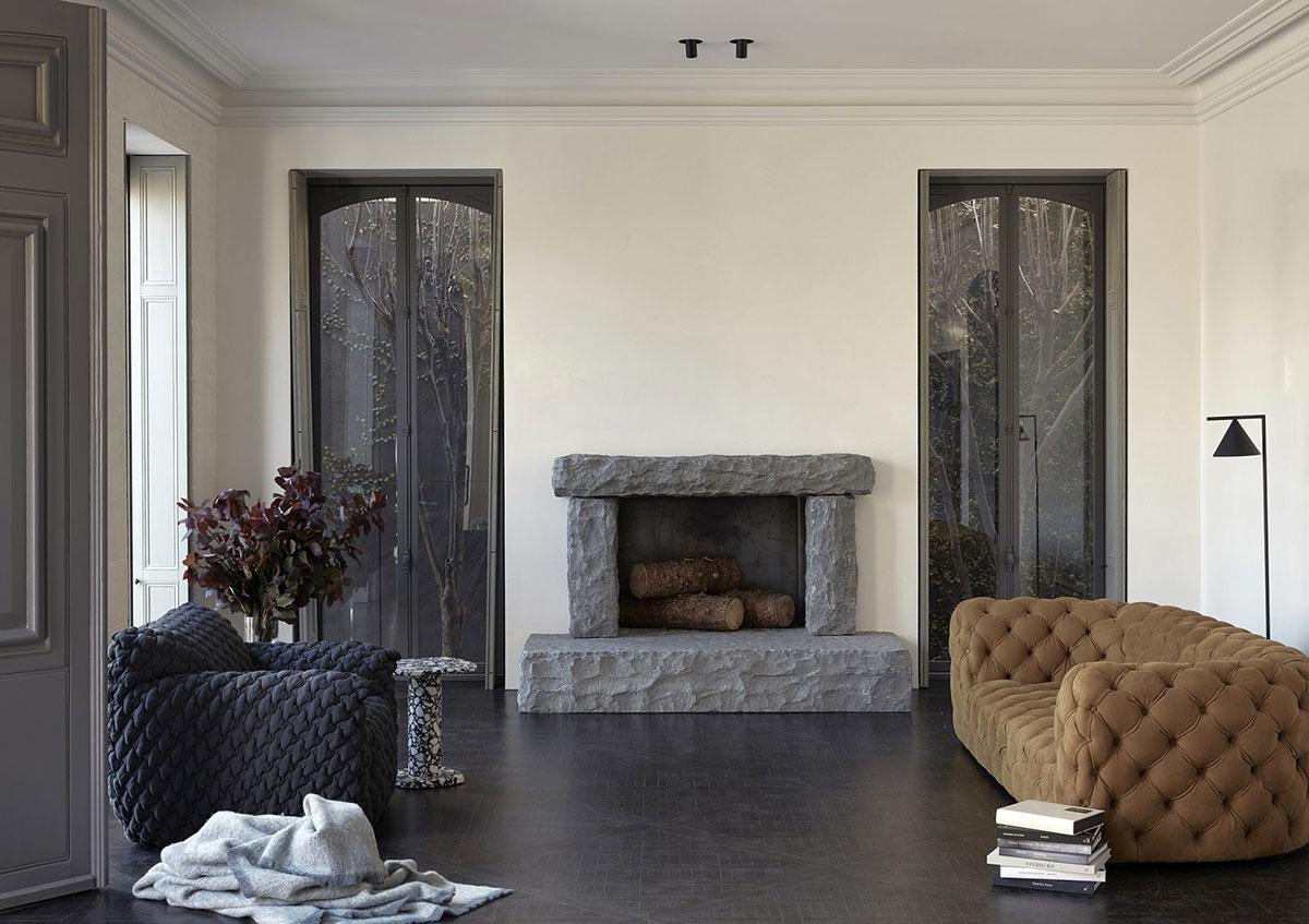 Дизайн высшего класса: великолепная резиденция по проекты Fiona Lynch в Австралии