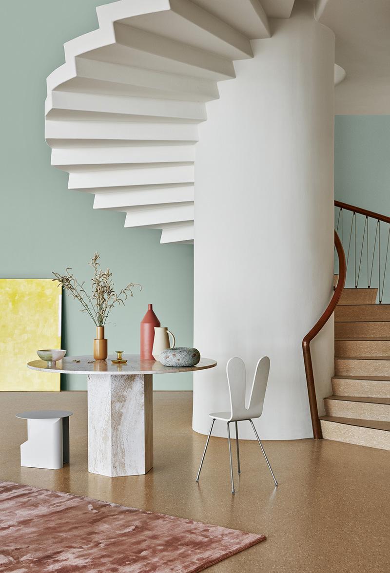 Красивые цветовые сочетания в новой коллекции интерьерных красок от Jotun на 2021 год