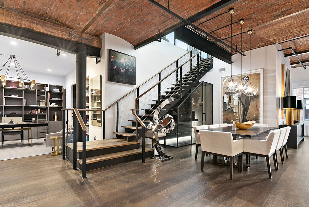 Впечатляющий пантхаус Беллы Хадид в Нью-Йорке, который известная модель выставили на продажу