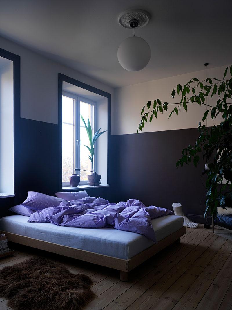 Стильная квартира шведского декоратора Саши Антича