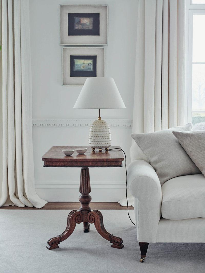 От любви к белому: потрясающий английский особняк основателя бренда The White Company