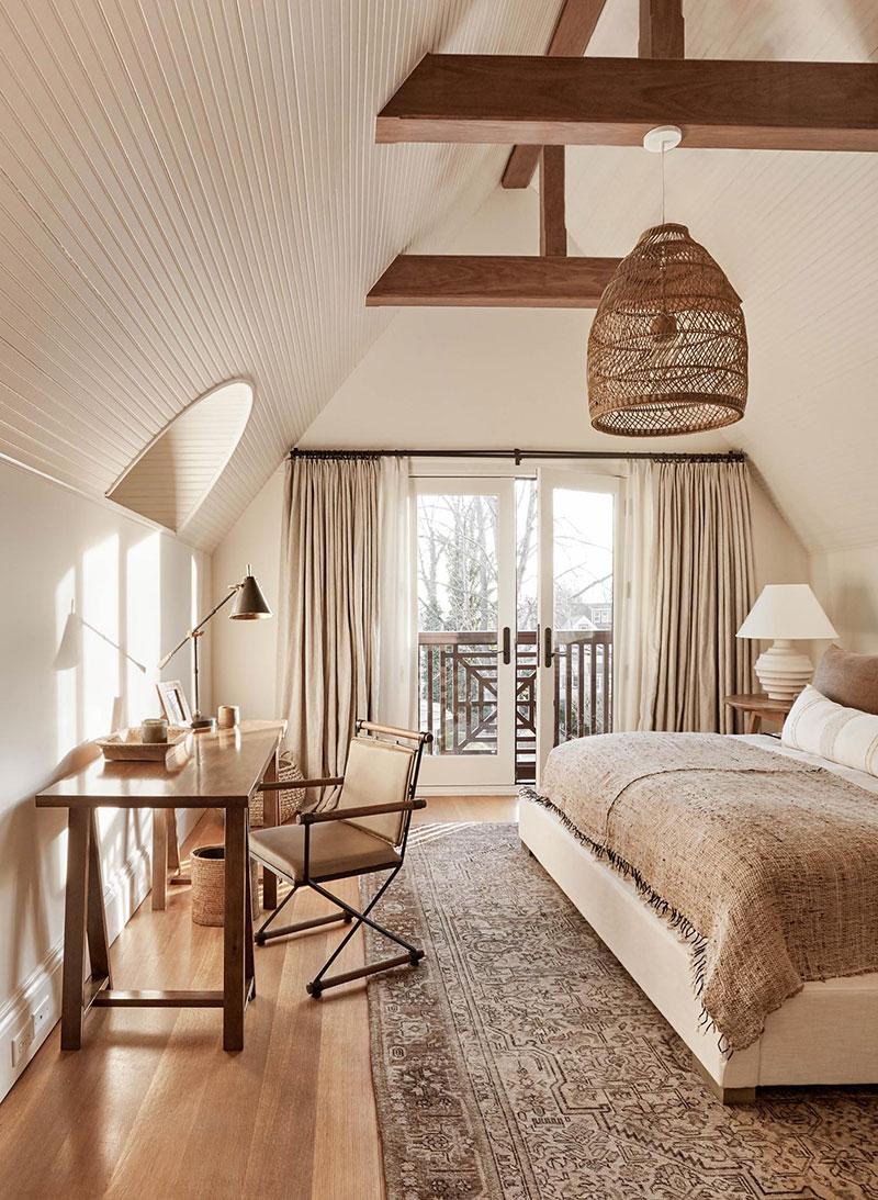 Уютный дом на реке Гудзон для семьи, переехавшей из Нью-Йорка
