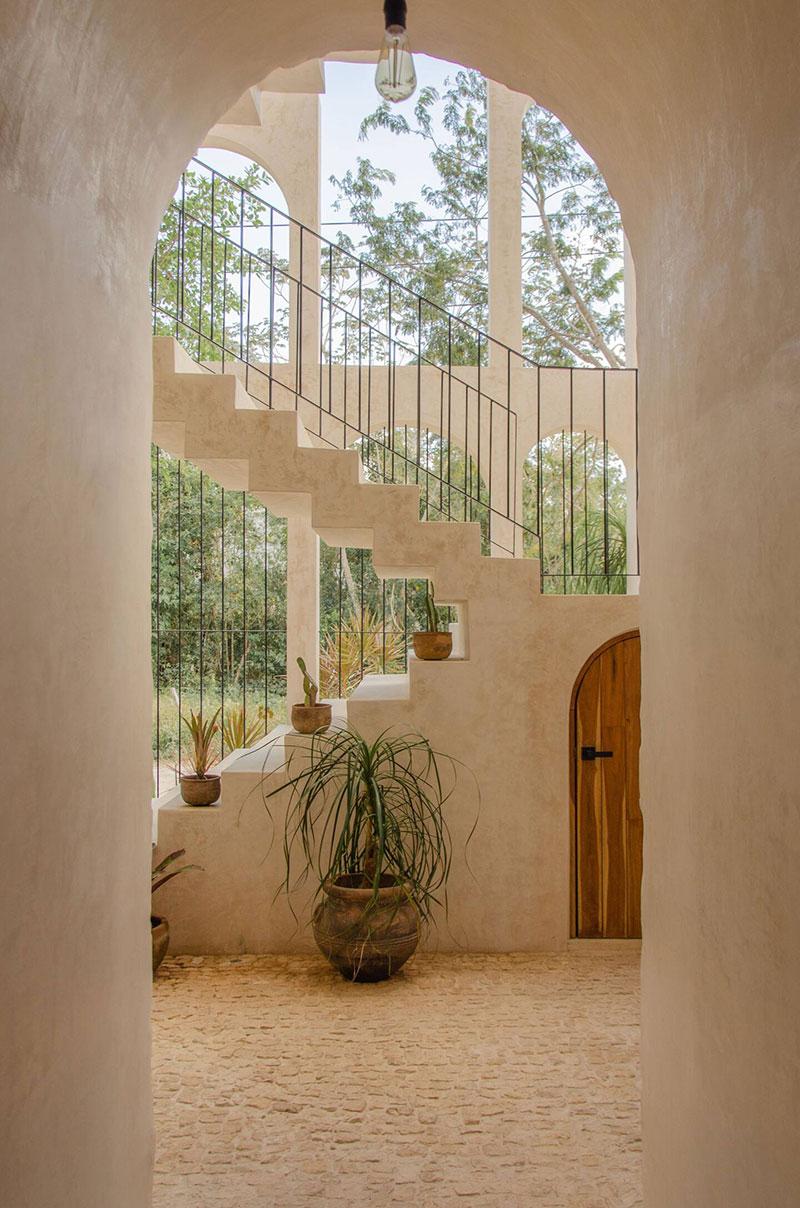 Отдых словно в экзотическом дворце: курортные апартаменты в Мексике