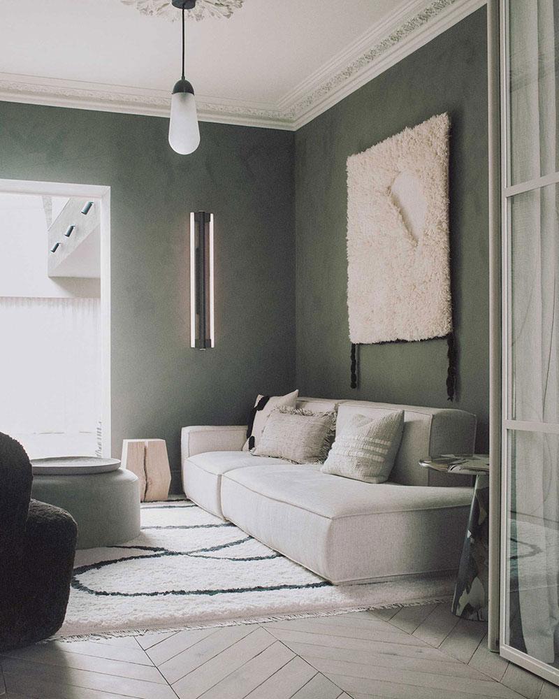 Экологичный дизайн квартиры в Лондоне, которая выглядят словно с обложки журнала