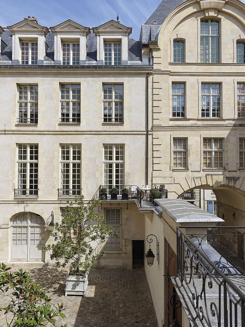 Изысканные современные апартаменты рядом с Нотр-Дам де Пари