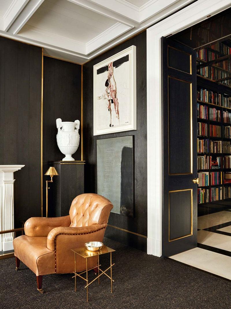 Дом-музей: роскошная квартира дизайнера интерьеров в Мадриде