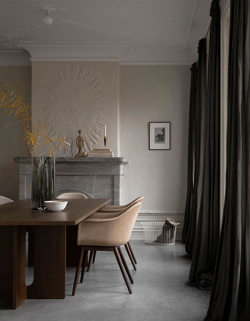 Безупречный стиль мебели и декора от датского бренда MENU